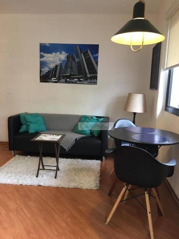 flat locação 1 dormitório r$ 2.800/mês - jardim paulista - fl4869