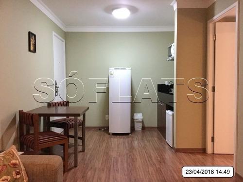 flat localização jardim paulista - sf26209