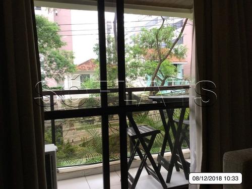 flat localização jardim paulista - sf8739