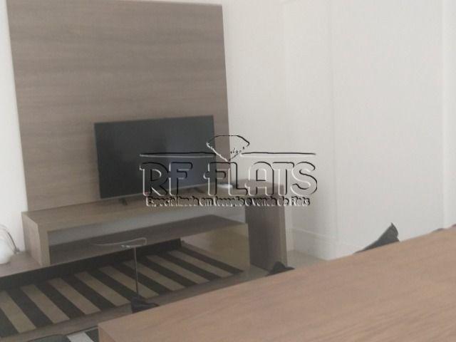 flat loft jcp para locação no itaim bibi