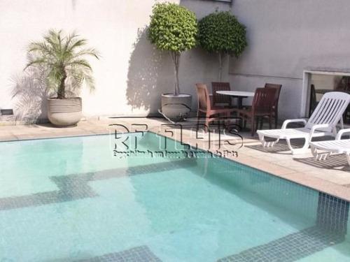 flat mercure nações unidas para venda no pool na chacara santo antonio - fla2736