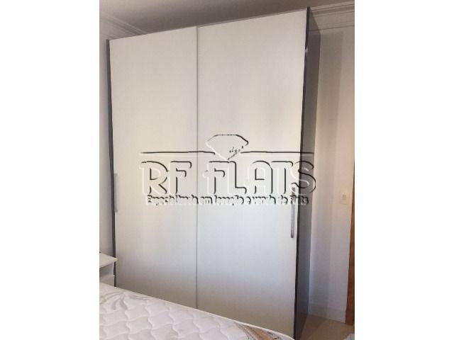 flat moema comfort residence para locação