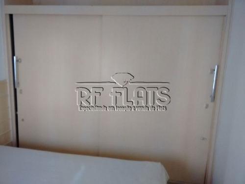 flat monte cattini para locação no morumbi - ref822