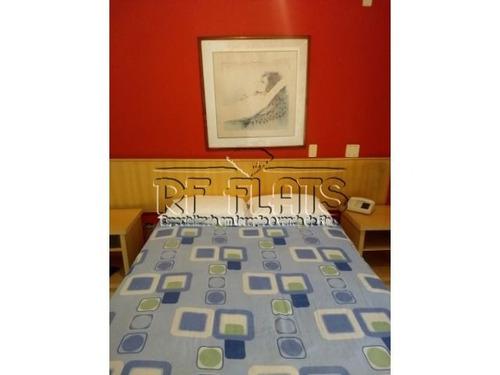 flat morumbi business para locação - fla4556