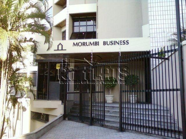 flat morumbi business para  venda no morumbi