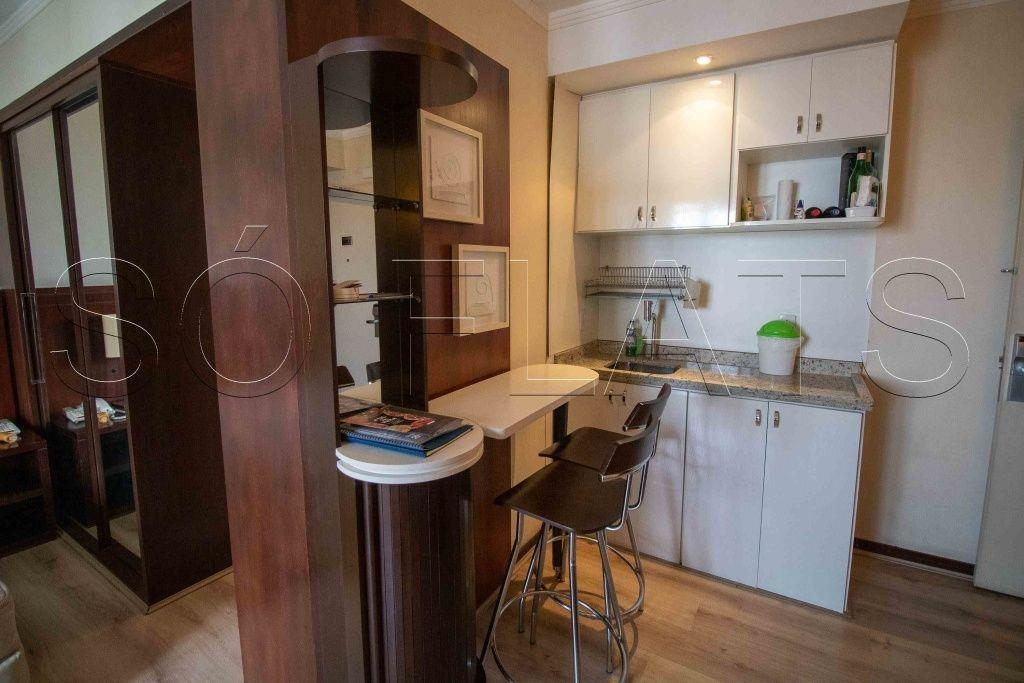 flat na av. cidade jardim, fácil acesso a faria lima e marg pinheiros - sf29790