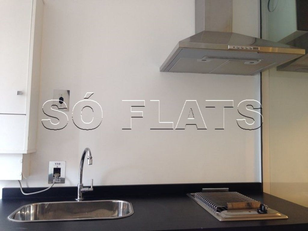 flat na berrini, otimo empreendimento e excelente localização - sf30808