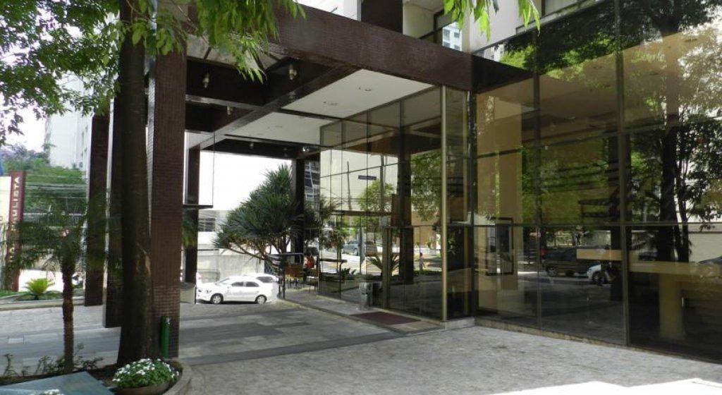 flat na paulista a 5 minutos do museu masp - sf27136