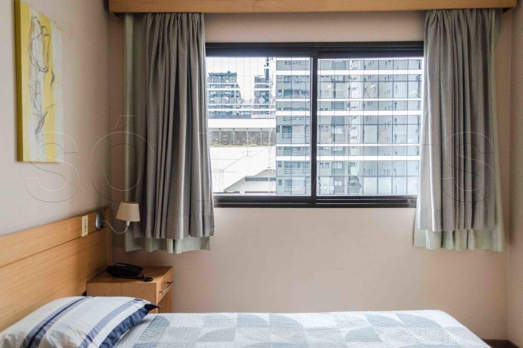 flat na região da bela vista, próximo a av. nove de julho e ao hospital sírio libanês. - sf27561