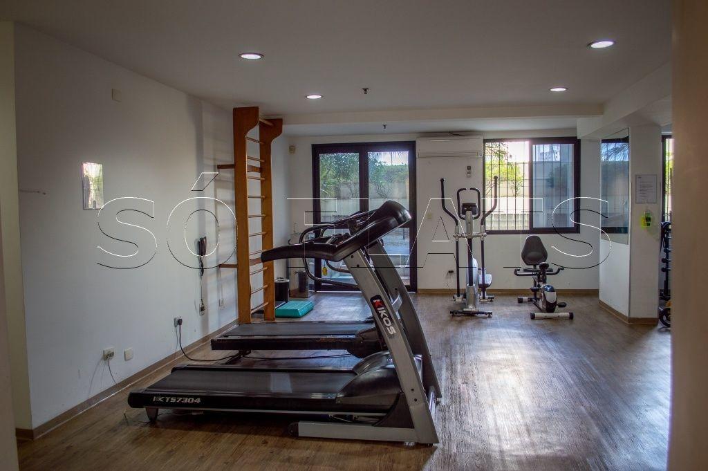flat na saúde ótima localização e totalmente mobiliado. - sf25989