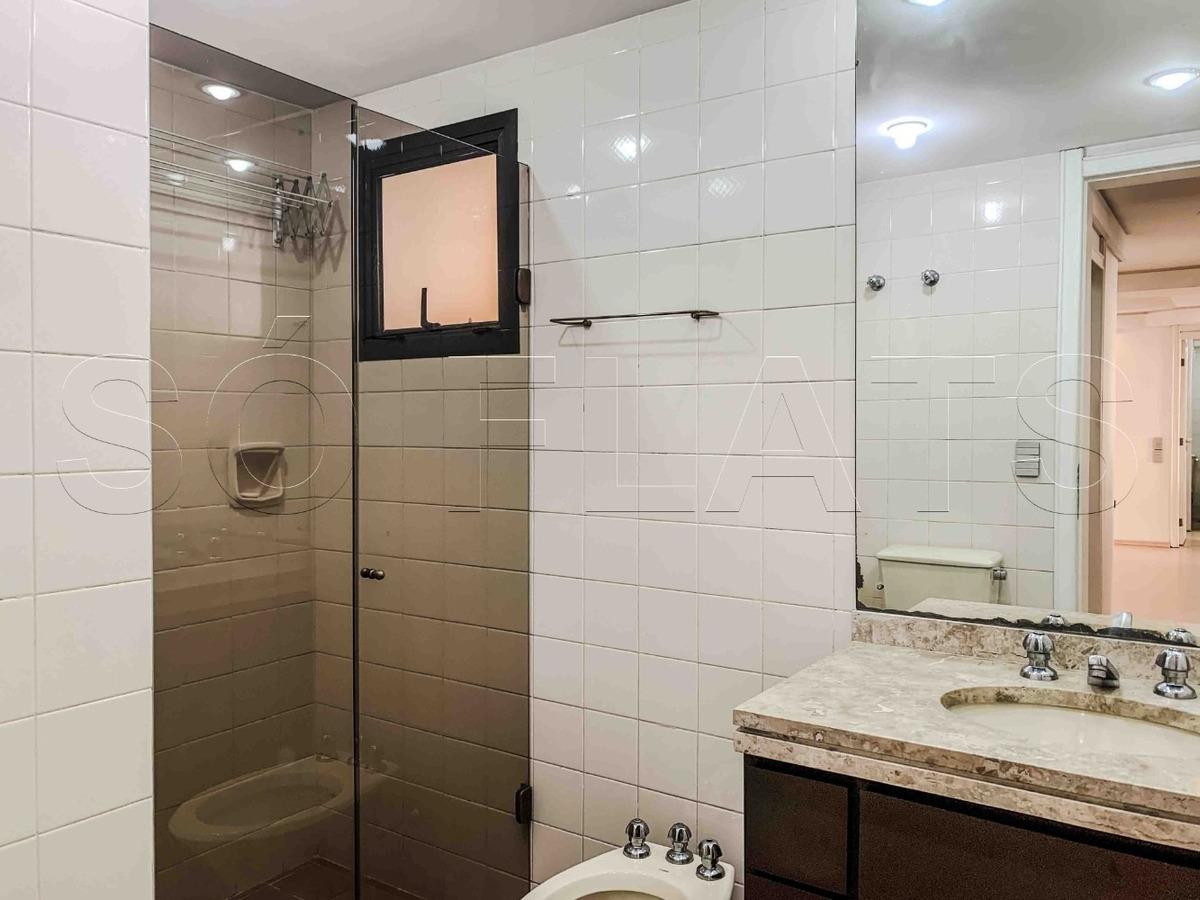 flat new star de 2 dormitórios  (11) 3059-0846