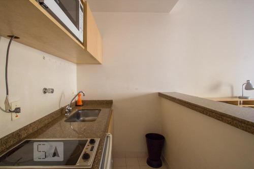 flat no 3º andar com 1 dormitório e 1 garagem - id: 89277261