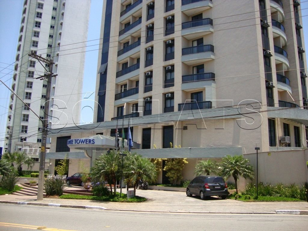 flat no analia franco imóvel no pool para investimento  - sf25869