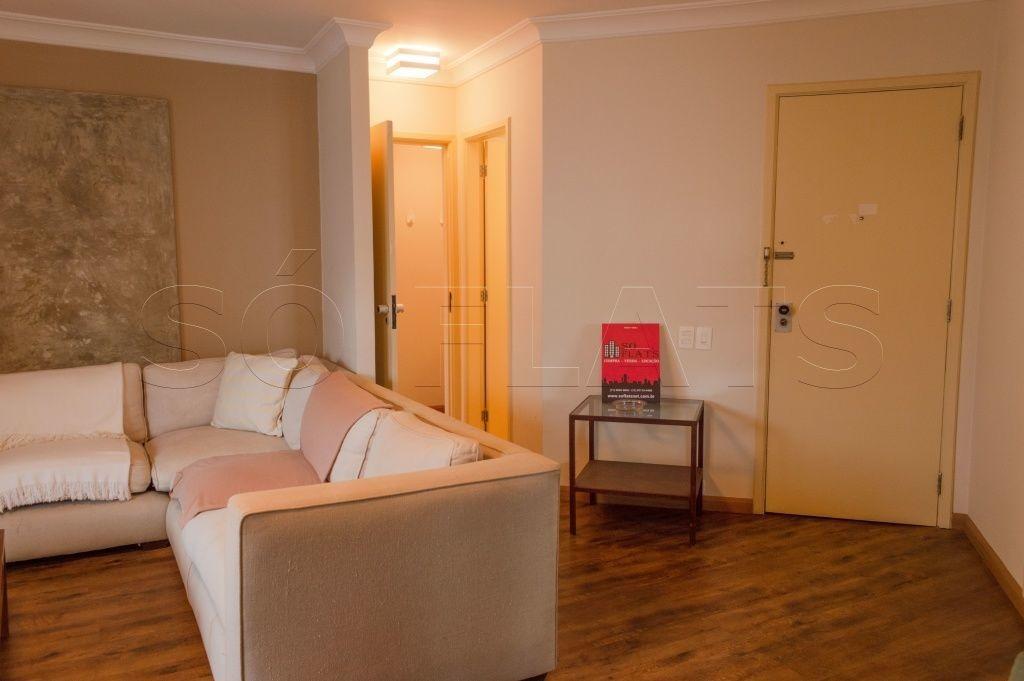 flat no jardins paulista com 03 dorms 110m² - sf26757
