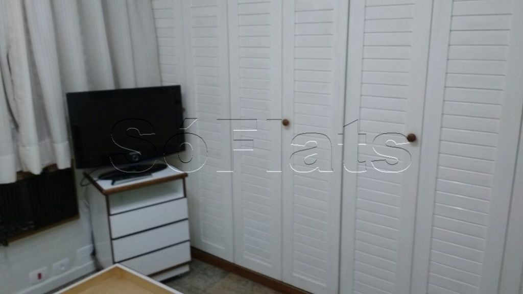 flat no jd. paulista, 01 dorm, fora do pool - sf27524