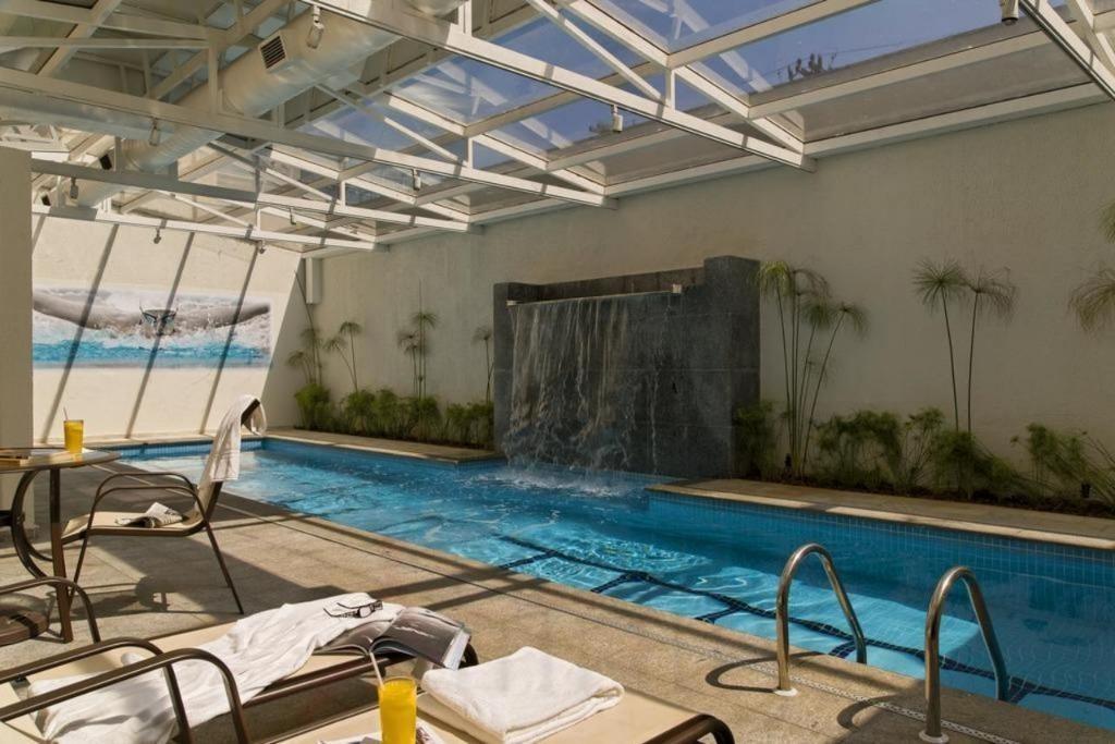 flat no pool na chácara santo antonio - fl1279
