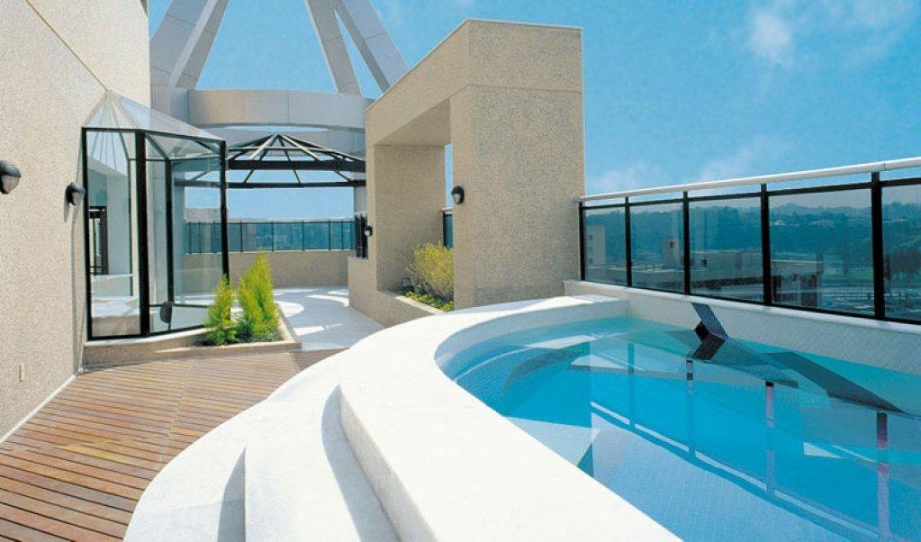 flat no pool na granja julieta para investimento - sf27789