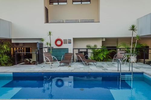 flat nos jardins excelente para investir ou morar - sf26196