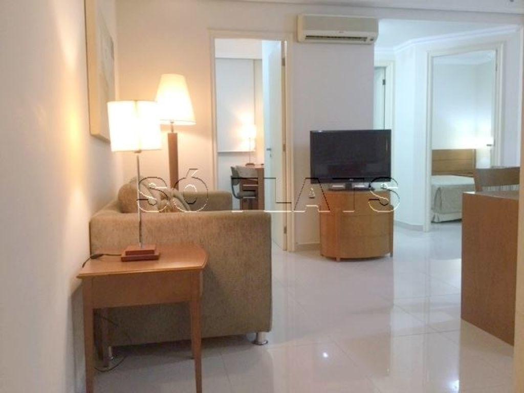 flat nos jardins, moradia ou investimento com brilhante localização. - sf24901