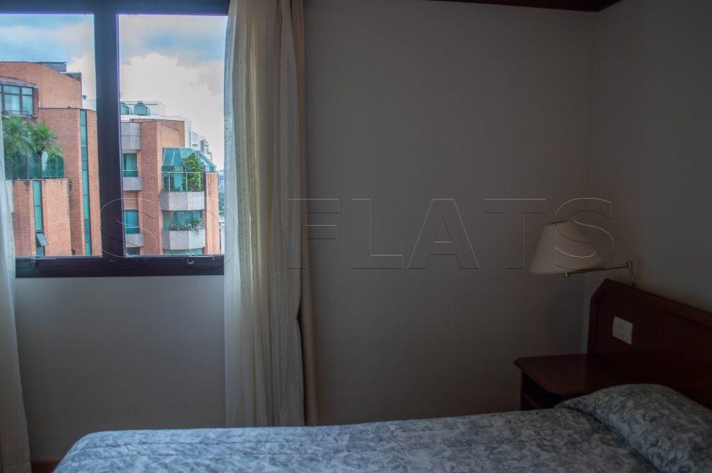 flat nos jardins, prox a av. 9 de julho e shopping pamplona - sf29691