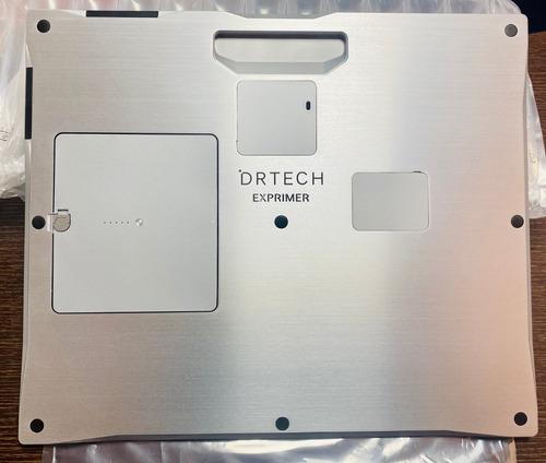 flat panel 14x17 drtech evs 3643w digitalizador de rayos x