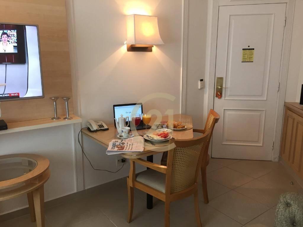 flat para alugar na bela vista, 33 m² 1 vaga de garagem - fl0273