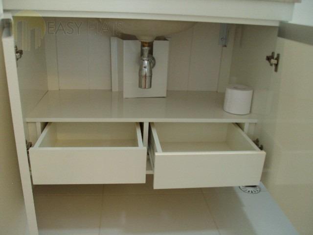 flat para aluguel, 1 dormitórios, bela vista - são paulo - 408