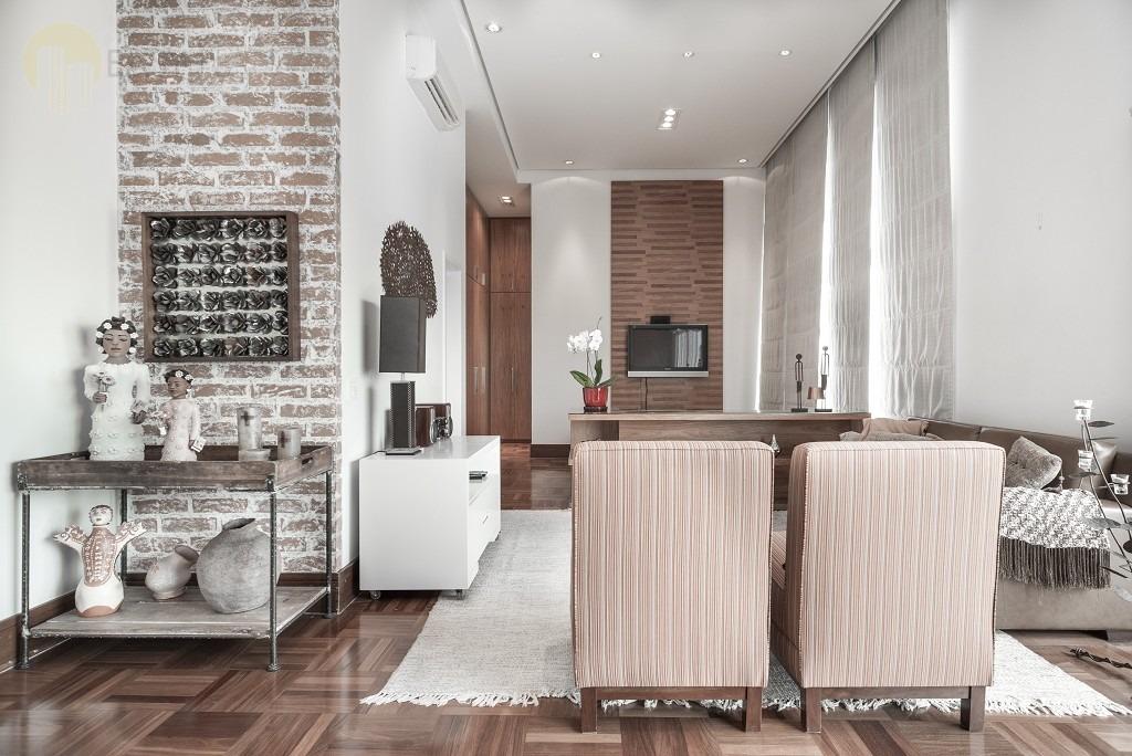 flat para aluguel, 1 dormitórios, cidade monções - são paulo - 1170