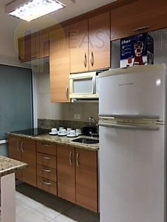 flat para aluguel, 1 dormitórios, cidade monções - são paulo - 1614
