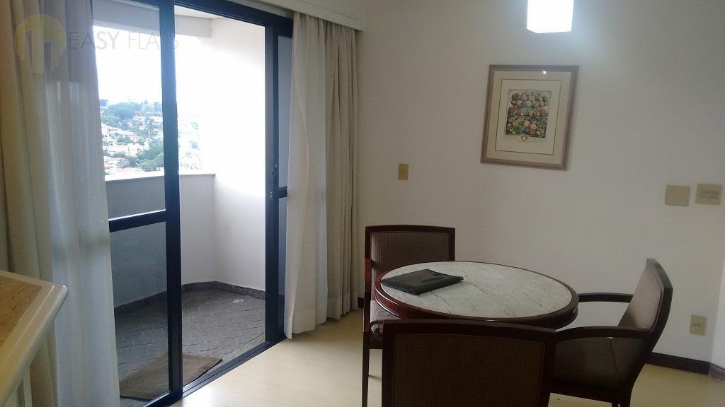 flat para aluguel, 1 dormitórios, higienópolis - são paulo - 196