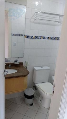 flat para aluguel, 1 dormitórios, vila oliveira - mogi das cruzes - 325