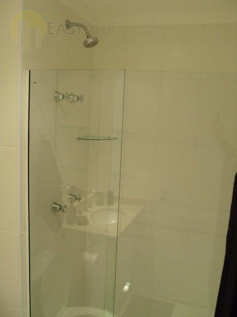 flat para aluguel, 2 dormitórios, bela vista - são paulo - 979