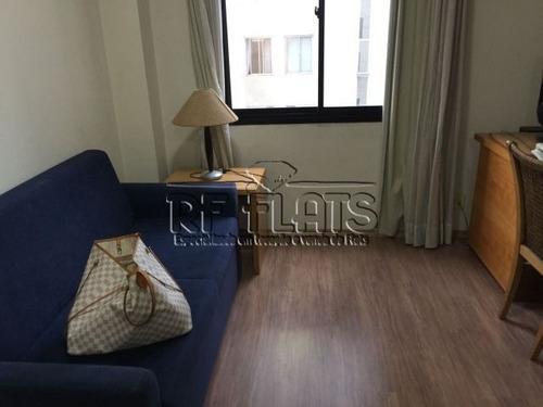 flat para locação e venda em moema - times square diamond - ref1564
