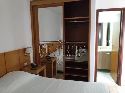 flat para locação   executive one - vila olimpia - ref1672