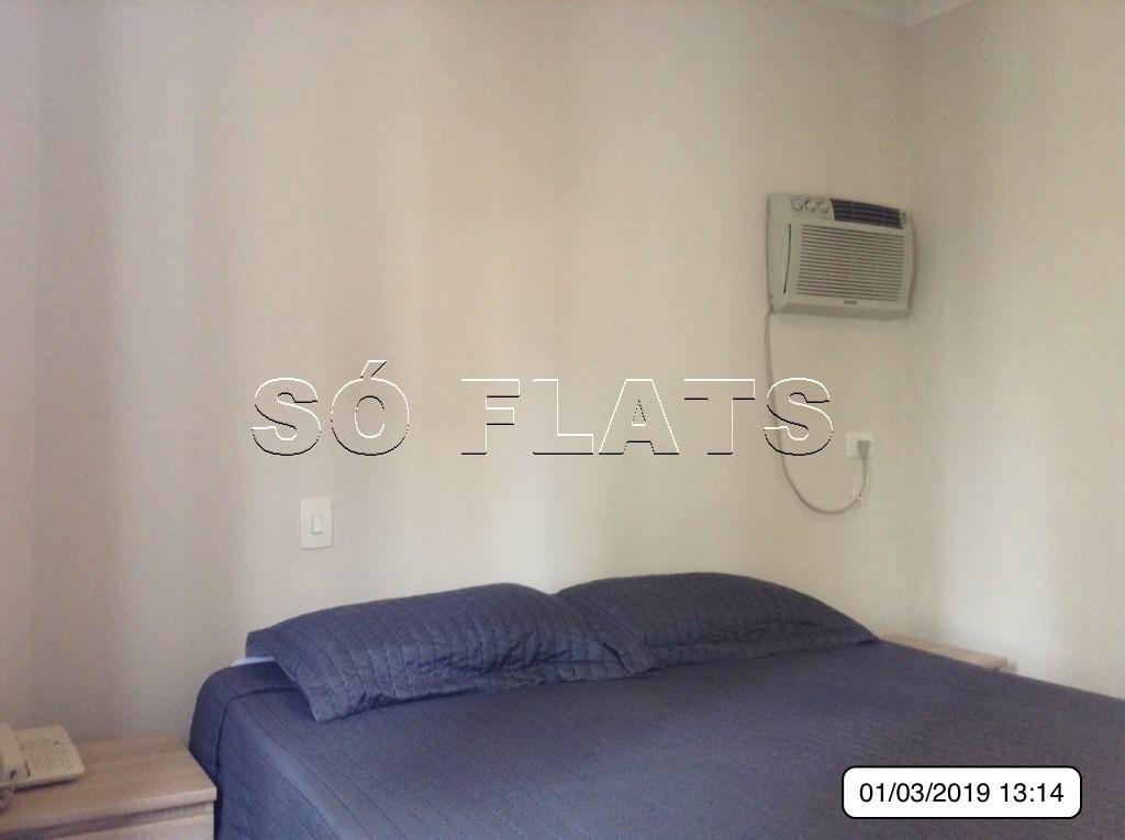 flat para locação no itaim bibi
