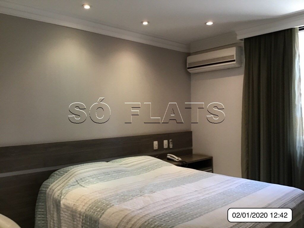 flat para morar ou investir próximo ao aeroporto de congonhas - sf28474