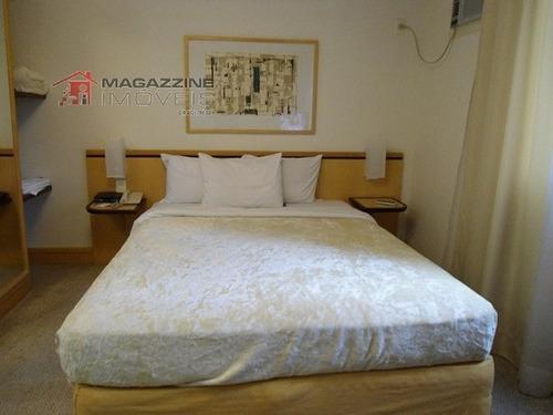 flat para venda, 1 dormitórios, chácara santo antônio (zona sul) - são paulo - 2287
