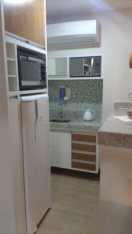 flat para venda, 1 dormitórios, pedra azul - domingos martins - 557