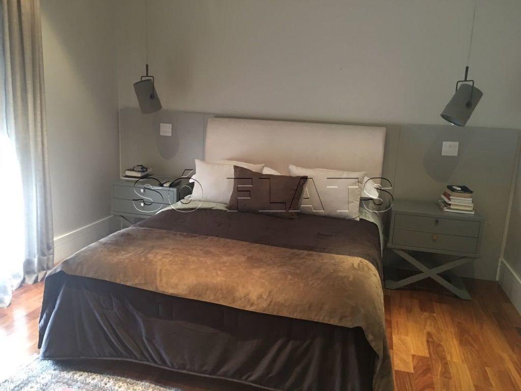 flat para venda na vila nova conceição 198m² - sf24826