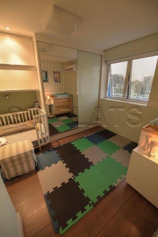 flat para venda no bairro jardins em são paulo - cod: sf27014 - sf27014