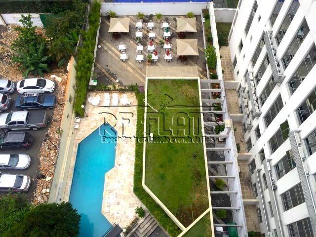 flat paradise garden para locação no paraíso