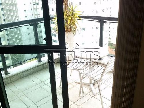flat paradise garden para locação no paraíso - fla4638
