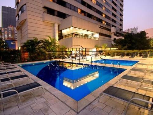 flat paulista plaza para locação no jardins - ref6266