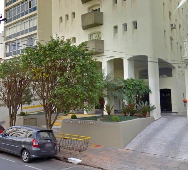 flat perto da av. paulista (11) 3059-0846
