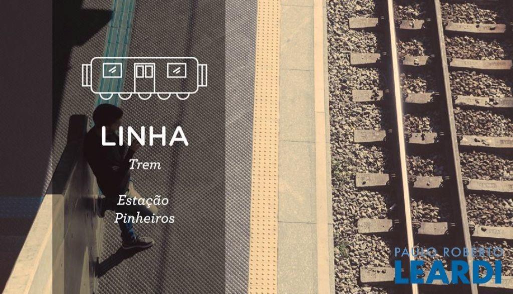 flat - pinheiros  - sp - 449744