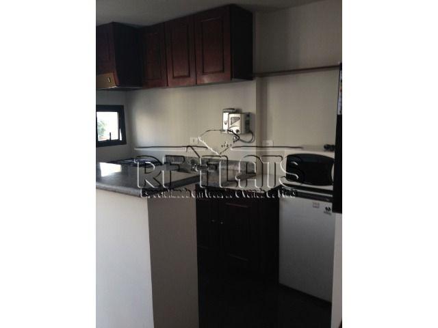 flat place vendome para locação em moema - ref670