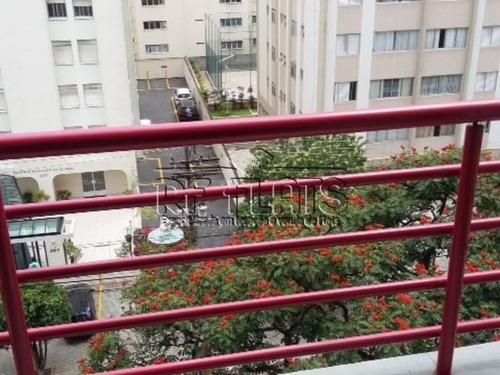flat prime boulevard para locação em moema - ref845