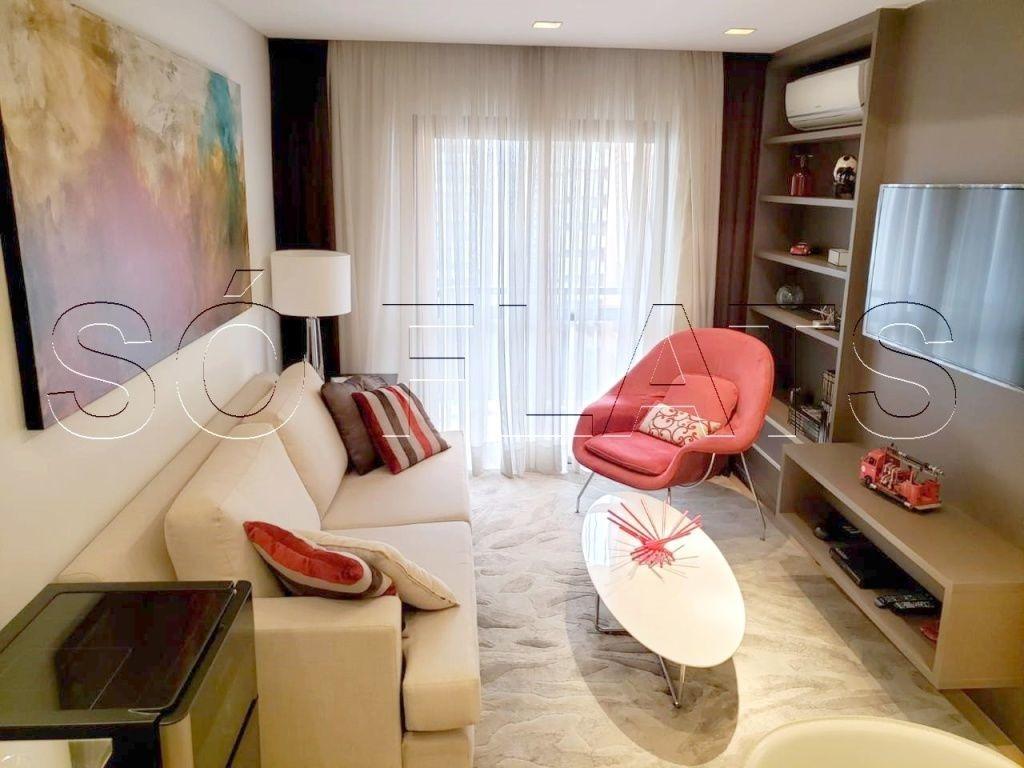 flat próximo a av paulista, metrô trianon masp e masp para venda e locação - sf29805