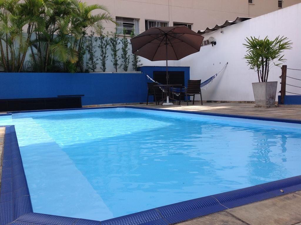 flat próximo a avenida paulista fora do pool - sf24604