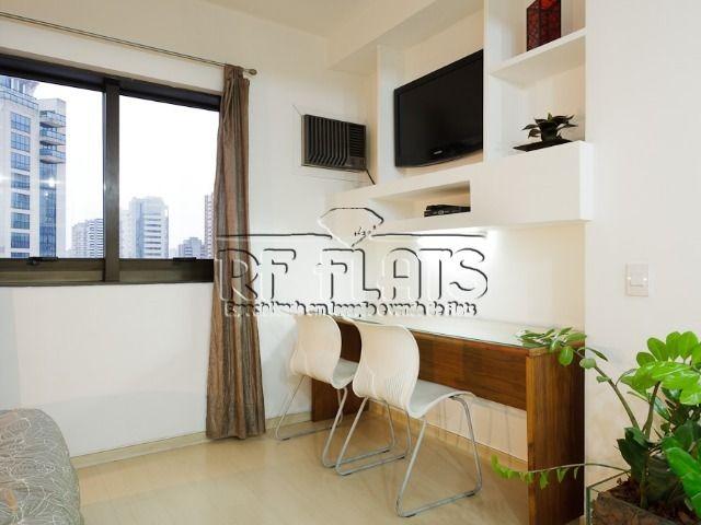 flat q.i. para locação e venda em moema